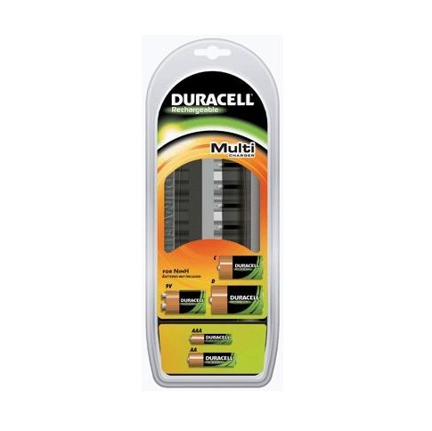 CHARGEUR PILES CEF22 DURACELL
